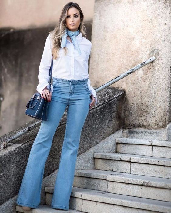 Bellbottoms: Revival of the Trend