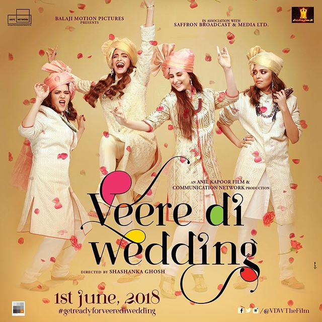 Veere Di Wedding trailer unveiled with a Boom