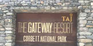 Taj Gateway resort, Jim Corbett