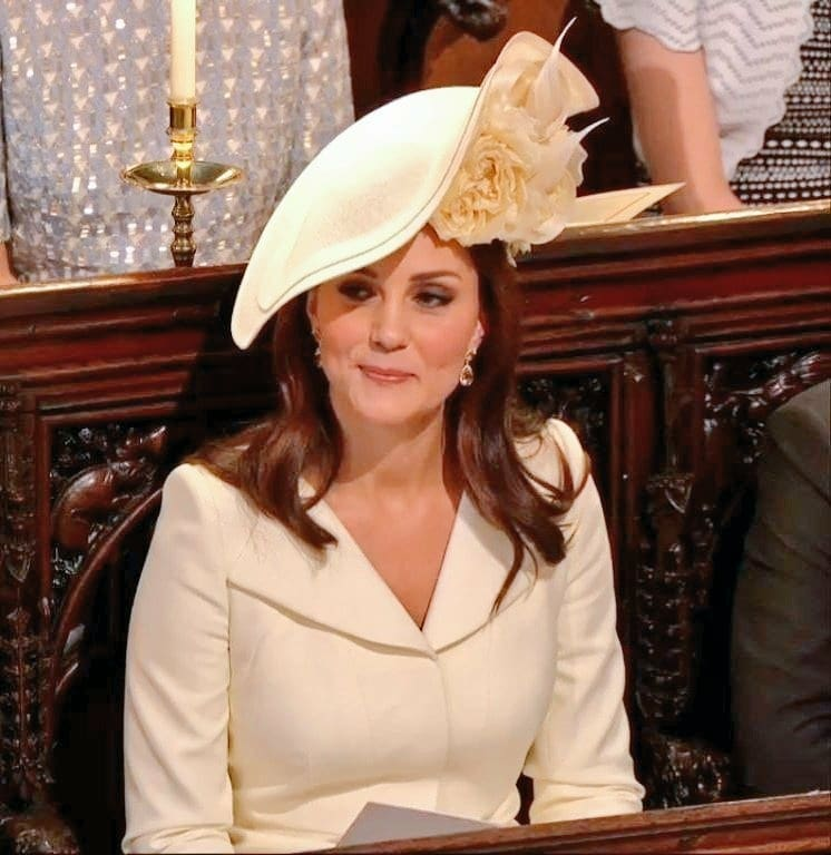 Kate Middleton looks beautiful