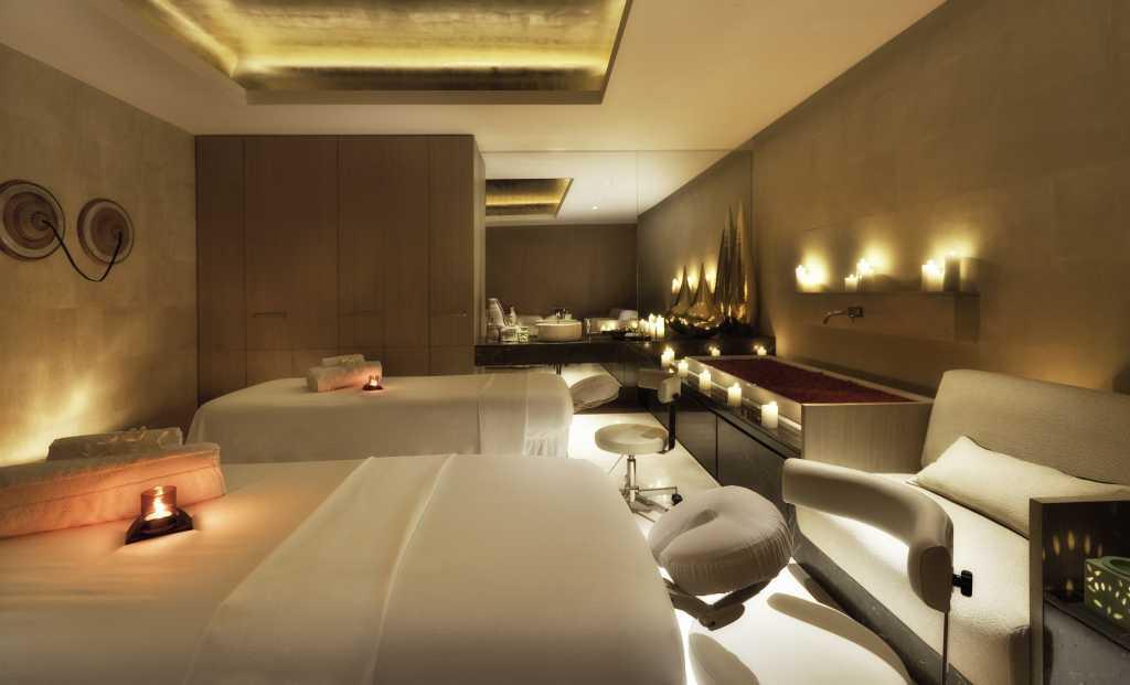 Heavenly spa at Westin Gurgaon