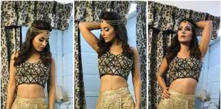 Television Star Hina Khan gets Slammed Once Again