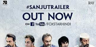 Sanju Movie Trailer is Out