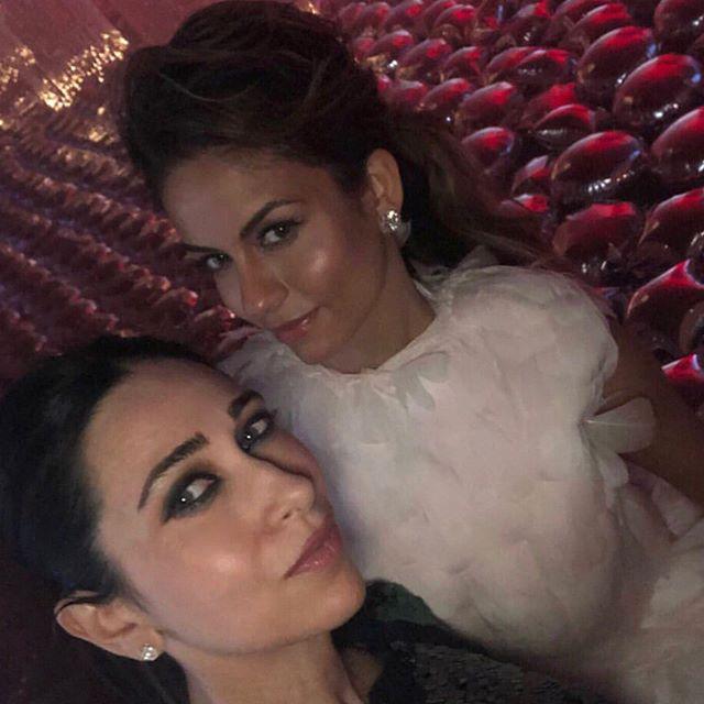Karishma Kapoor at the party