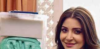 Anushka Sharma Honored with a talking statue at Madame Tussauds