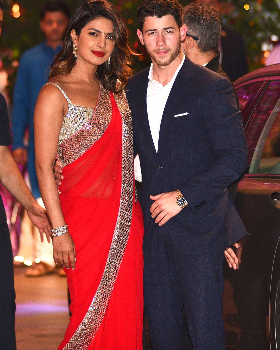 Nick Jonas and Priyanka Chopra Engaged!