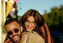 Sonam Kapoor and Anand Ahuja giving us Long Distance Relationship Goals