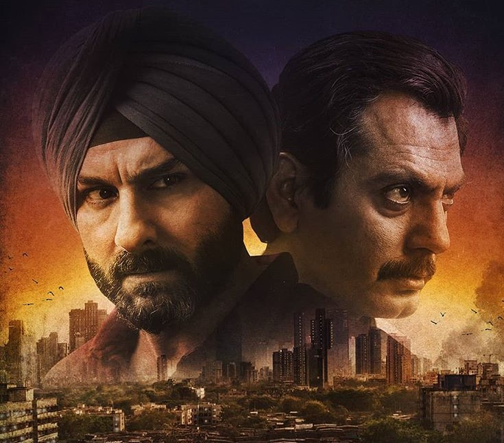 Why Sacred Games is the best Indian Netflix show! - All