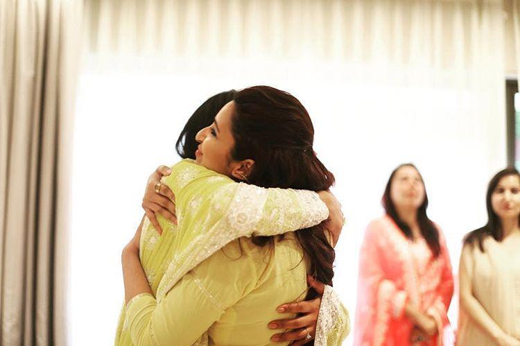 Inside pics: Priyanka & Nick Jonas starry engagement - All ...