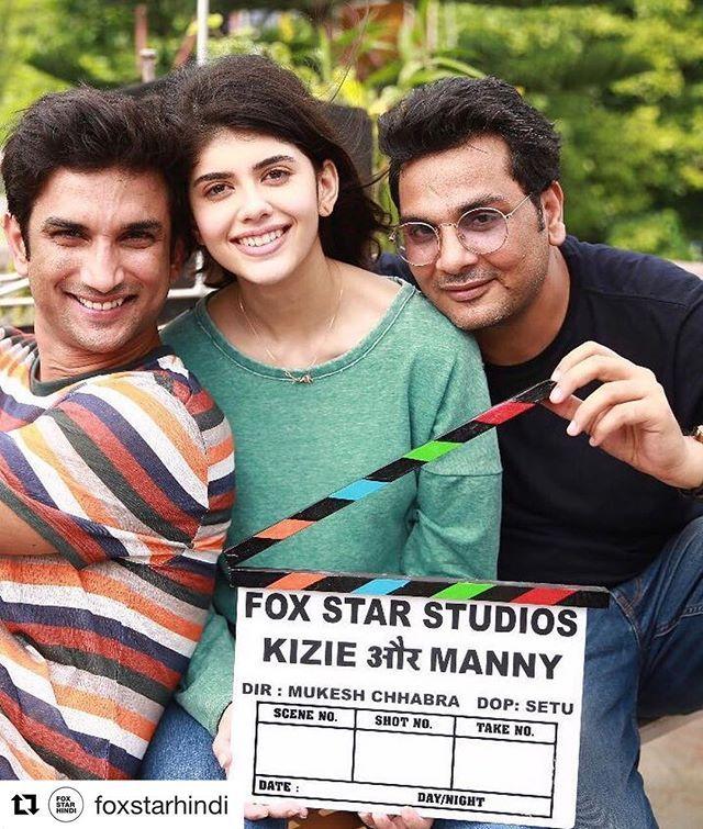 Kizie Aur Manny cast