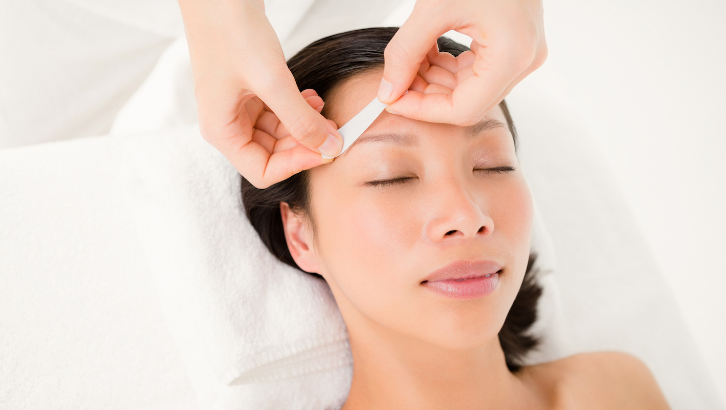Side effects of facial waxing