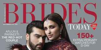 Arjun and Parineeti