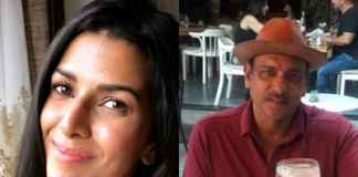 Nimrat Kaur and Ravi Shastri are dating for 2 years