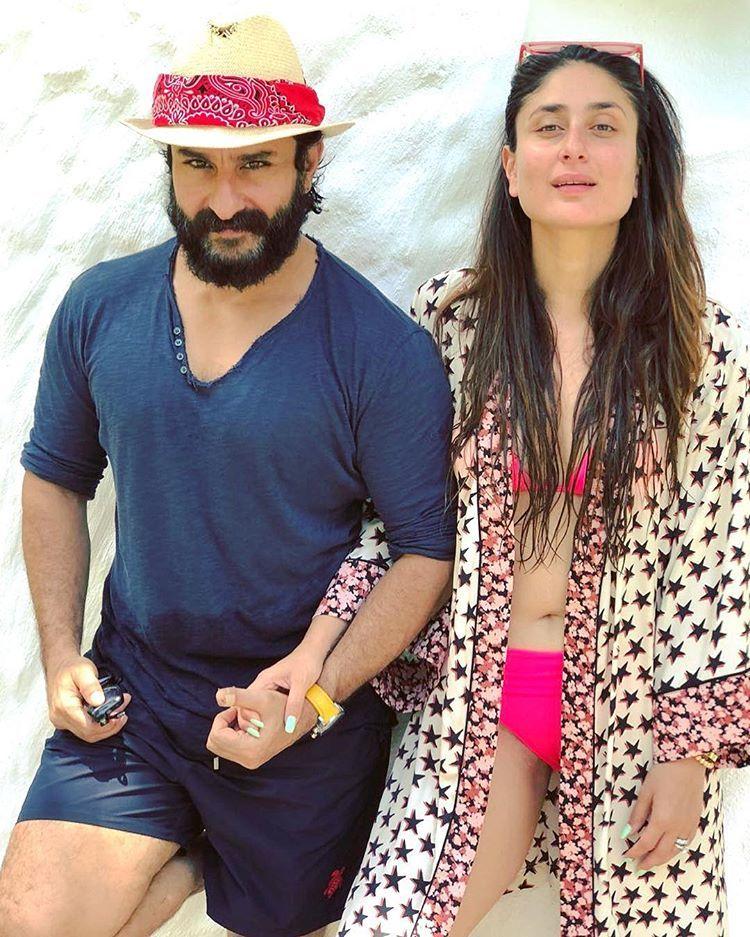 Saif and Kareena looking awesome