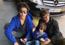 Shah Rukh Khan Kids