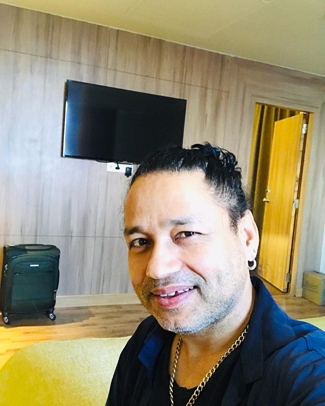 Kailash Kher for inappropriate behavior