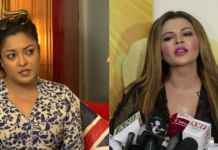Rakhi Sawant Reacts on Tanushree Dutta's case against her
