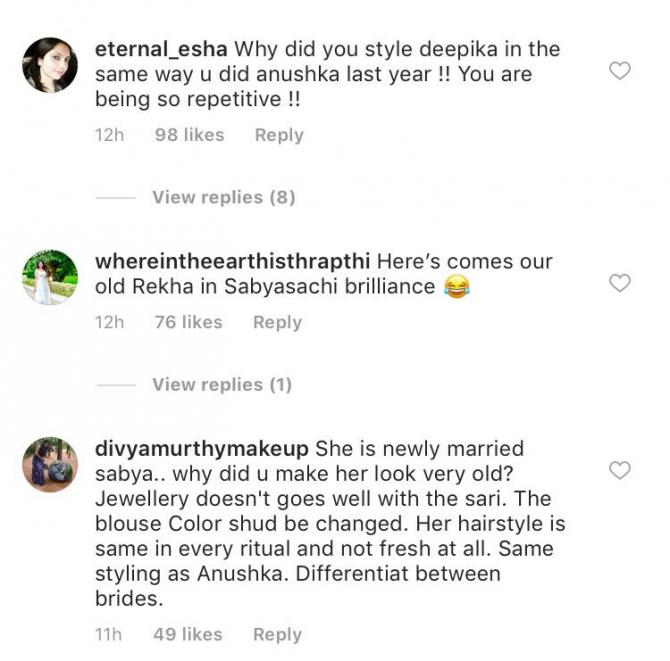 Sabyasachi Mukherjee trolled again