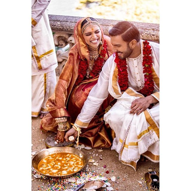 Wedding rituals!