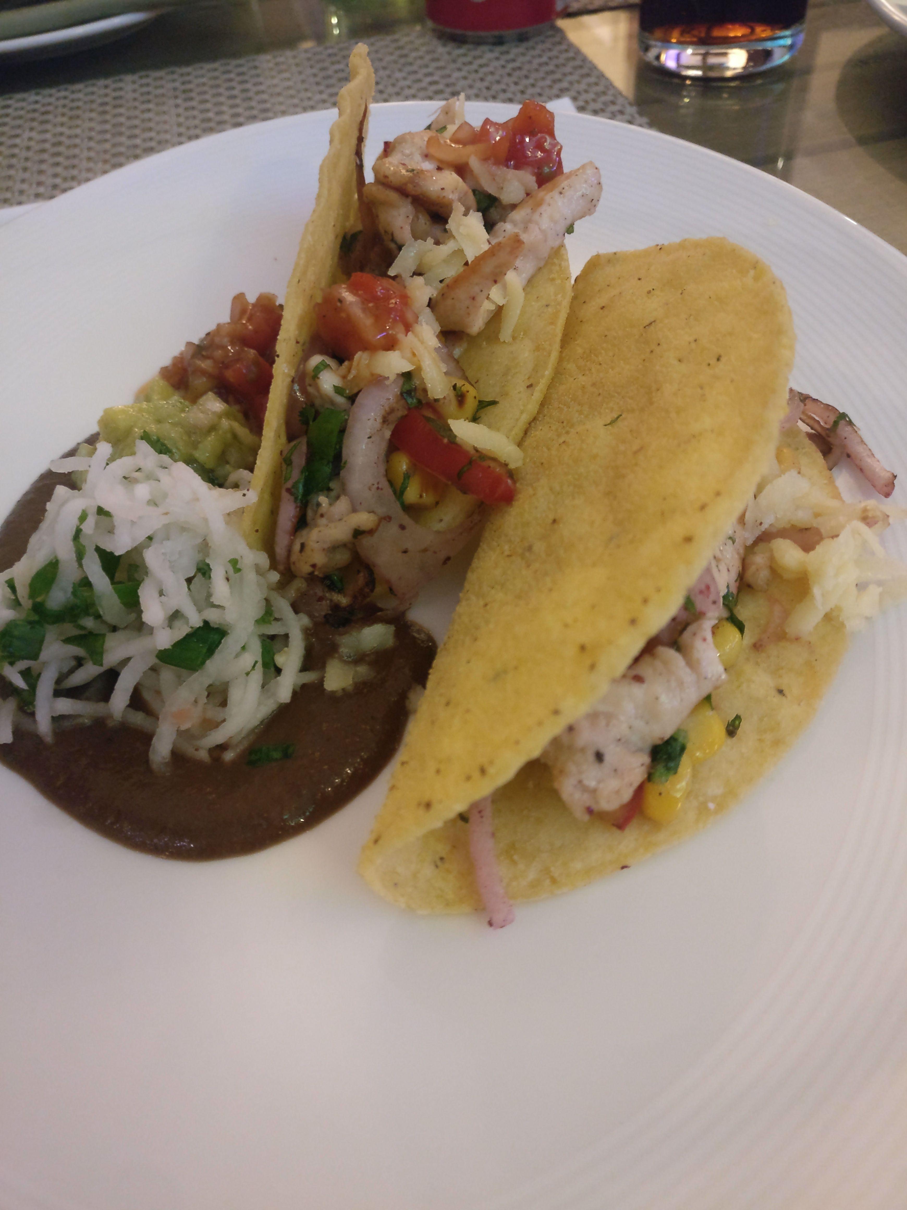 Taco at Blooms