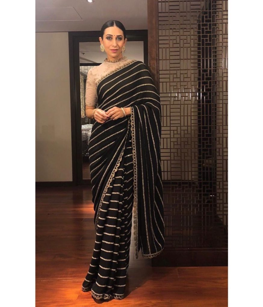 B-Town actresses rocked the color black: