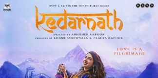 Scene from Sara Ali Khan's Kedarnath goes viral