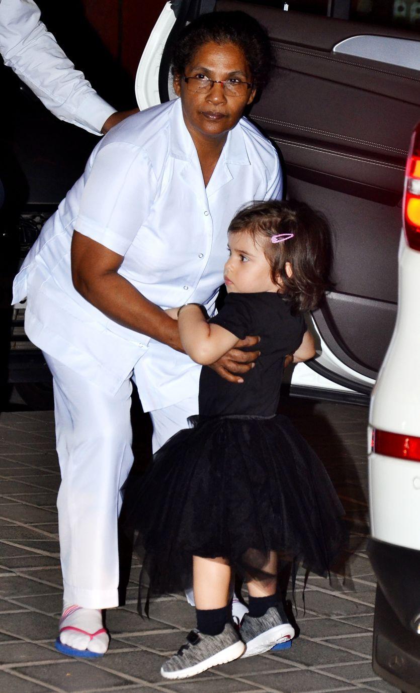 Karan Johar's Daughter Roohi