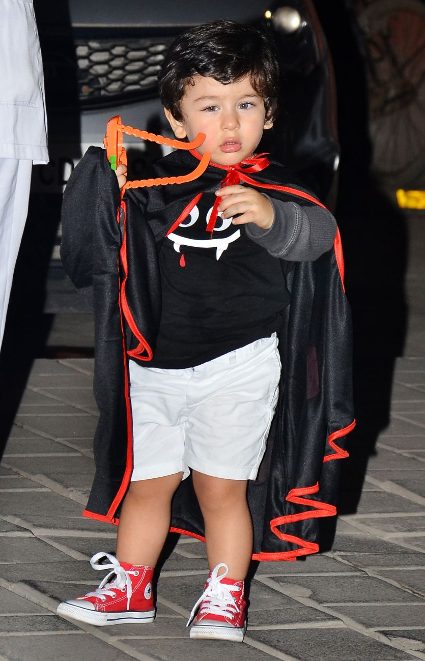 Inside Pictures: Bollywood's Halloween Celebration