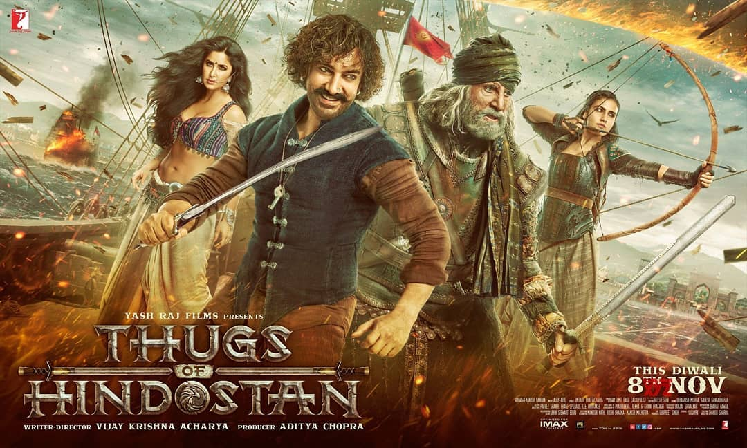 Mega Budget Movies that Flopped this year
