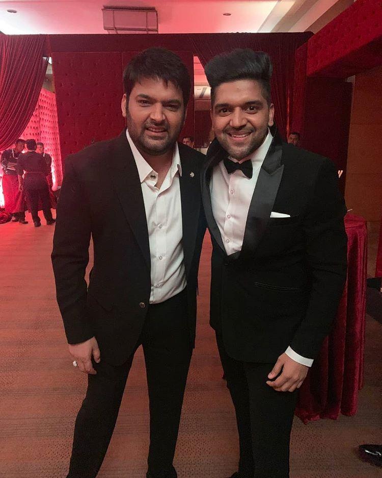 Kapil Sharma and Guru