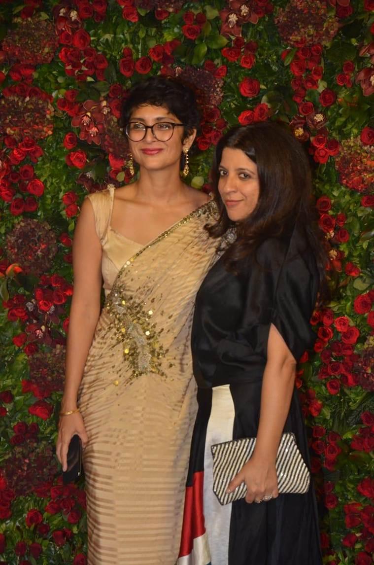 Kiran Rao and Zoya Akhtar
