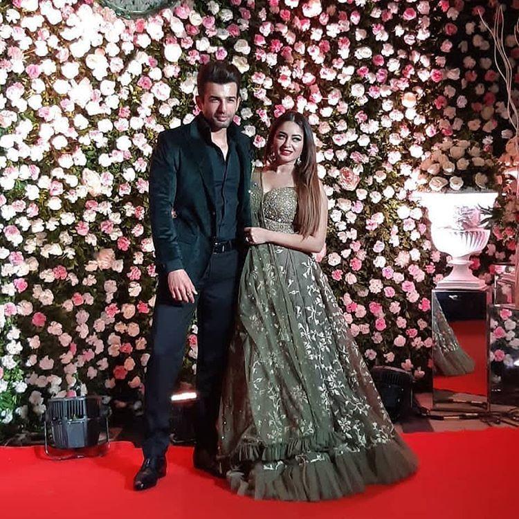 Mahi Vij And Jay Bhanushali
