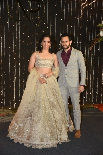 Saina Nehwal with her husband