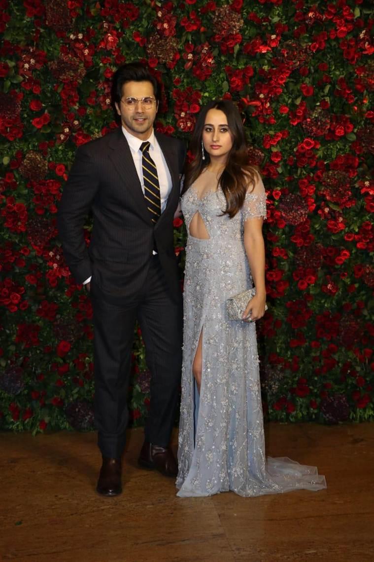 Varun Dhawan and girlfriend Natasha Dalal