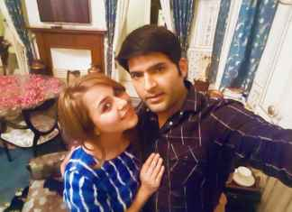 Kapil Sharma and Ginni Chatrath's pre-wedding festivities