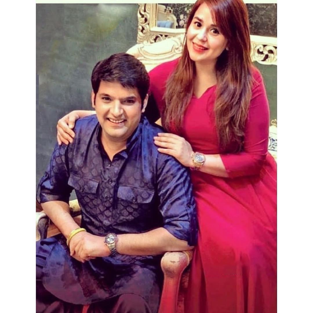 Kapil Sharma and Ginni Chatrath's pre-wedding festivities