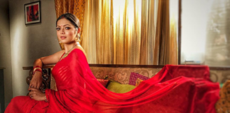 TV Diva Drashti Dhami always slays in Indian Outfit