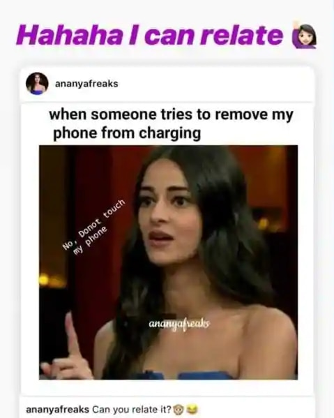 Ananya Panday is loving memes made on her! - All About Women