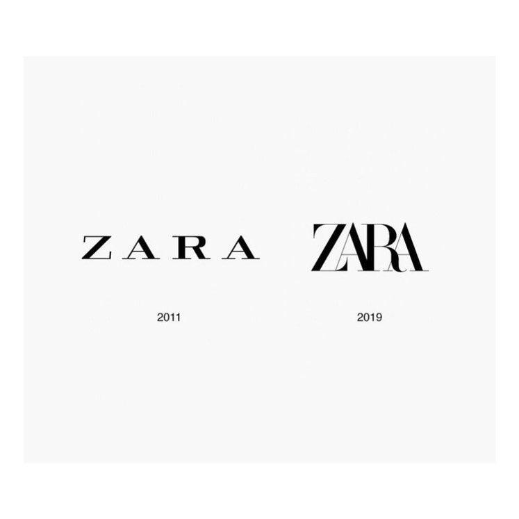 Zara's new Logo is a Meme now!