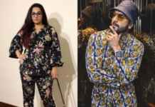 Is Vidya Balan's current style inspired from Ranveer Singh?