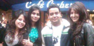 Sakshi and Anushka