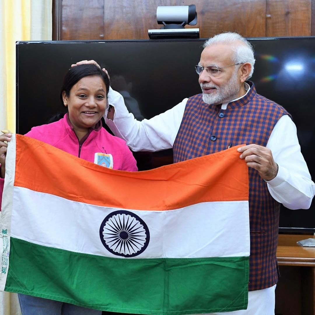 8 inspiring Women who made India proud