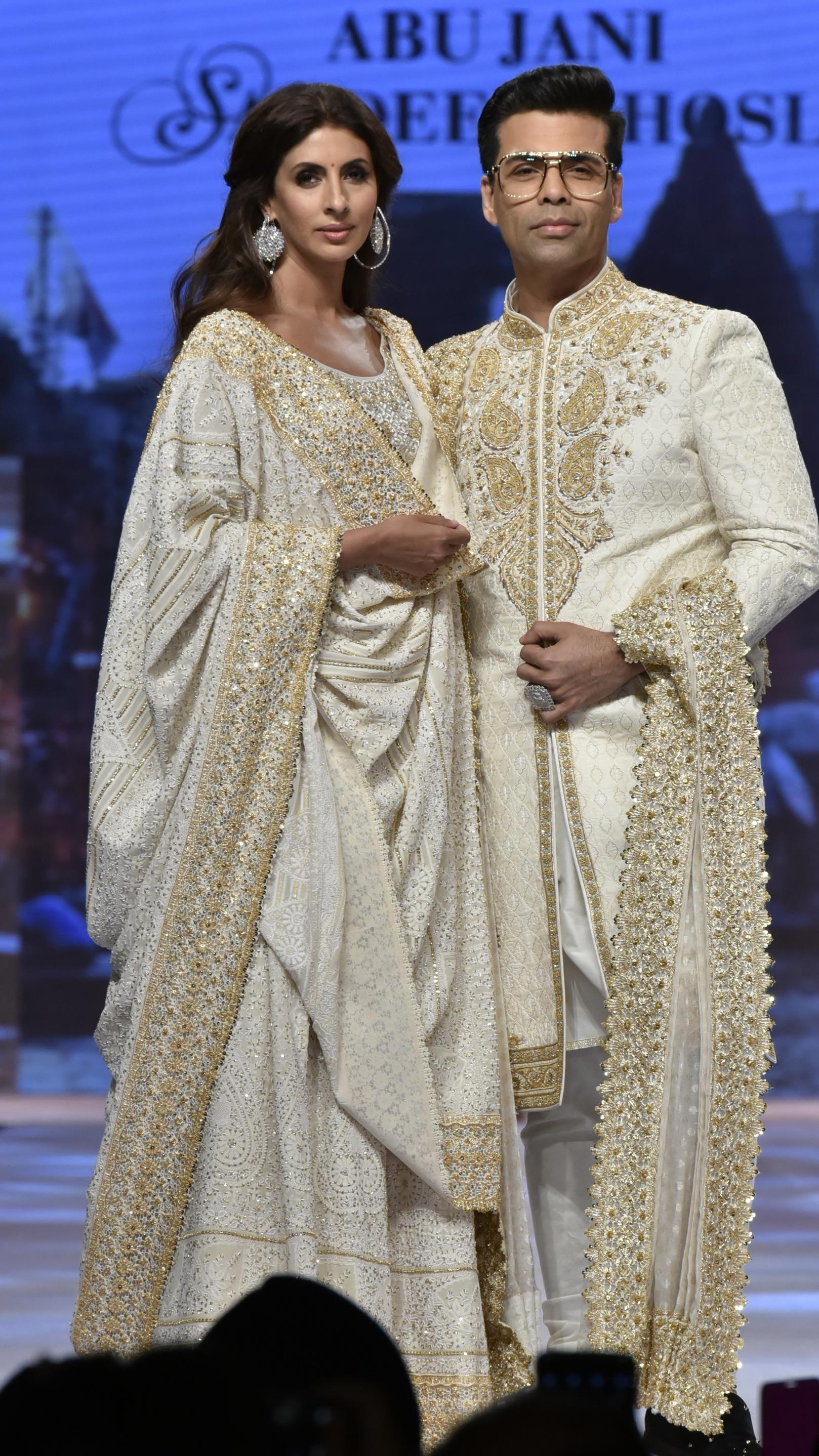 Karan and Shweta