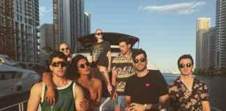 Nickyanka spending good time in Miami