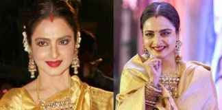 10 times Rekha proved that age does not matter!