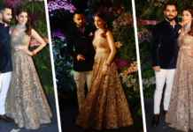 This wedding season is all about Gold