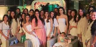 Esha Deol's baby shower part 2