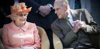 Prince Philip and Queen Elizabeth ll