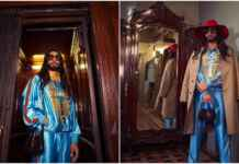 Ranveer Singh Gucci outfit