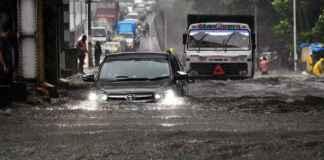 Delhi and Mumbai Rains